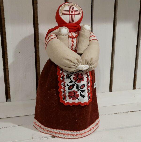 Sklep SLJEDZIK - Lalka motanka z dziećmi 28 cm