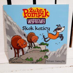 Sklep SLJEDZIK -- Żubr Pompik. Wyprawy. Skok kozicy