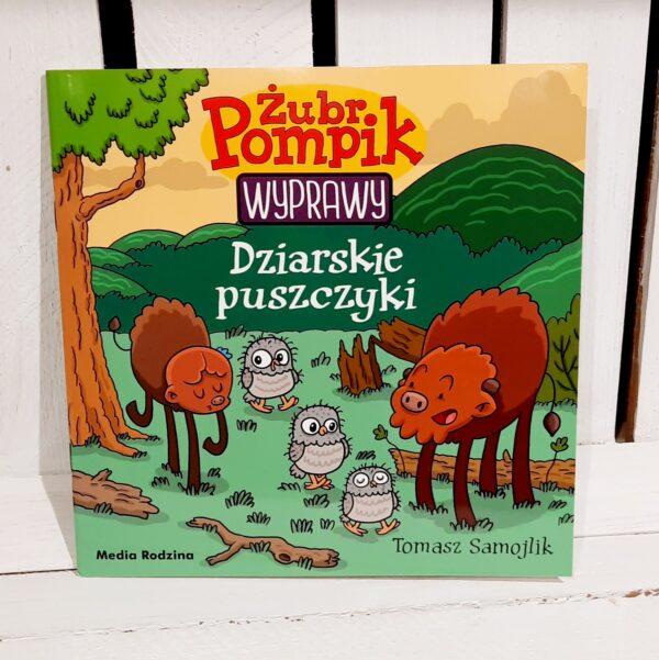 Sklep SLJEDZIK -- Żubr Pompik. Wyprawy. Dziarskie puszczyki