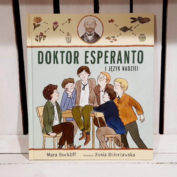 Sklep SLJEDZIK -- Doktor esperanto i język nadziei